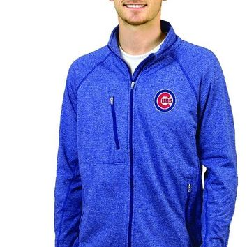 "Chicago Cubs Men's Performance ""Ally"" Jacket by Antigua"