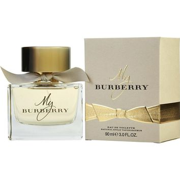 My Burberry for Women by Burberry Eau de Toilette Spray 3.0 oz