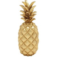 Gold Decorative Pineapple