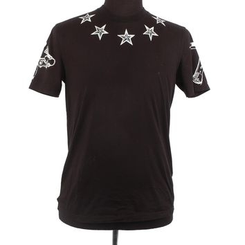 Givenchy Star Collar T Shirt