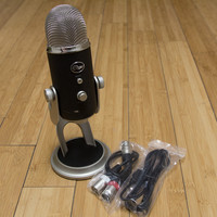 Demo Model Blue Microphones Yeti Pro USB & XLR Microphone