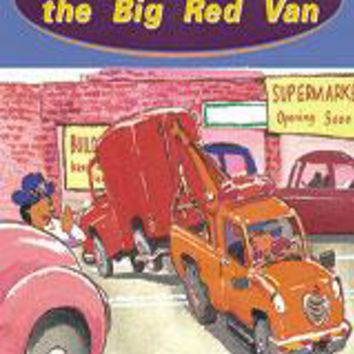Rigby PM Collection Individual Student Edition Orange (Levels 15-16) Toby and the Big Red Van