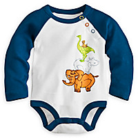 Simba Raglan Disney Cuddly Bodysuit for Baby | Disney Store