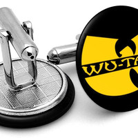 Wutang Clan Cufflinks