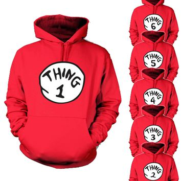 Thing Youth Hoodie | Thing 1, Thing 2, Thing 3, Thing 4, Thing 5