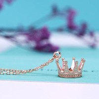 DCCK Tiffany & Co. Princess Crown Pendant