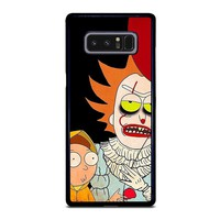 IT RICK AND MORTY Samsung Galaxy Note 8 Case Cover