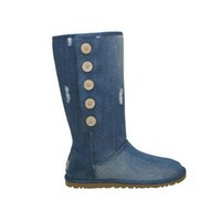 DCCKIN2 Uggs Boots Black Friday Deals Lo Pro Button 5972 Turquoise For Women 109 45