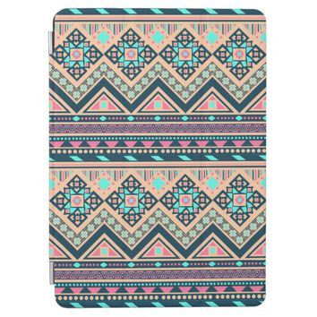 Colorful Abstract Aztec Tribal Pattern iPad Air Cover
