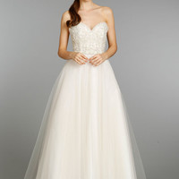 Bridal Gowns, Wedding Dresses by Tara Keely - Style tk2360