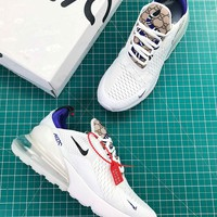 Gucci X Nike Id Air Max 270 Sport Fashion Shoes - Best Online Sale