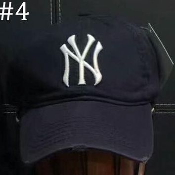 MLB 2018 men and women with the same cap NY Yankee hat F-XMCP- 2b0628774