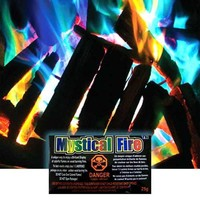 Mystical Fire Color Changing Flame Packets