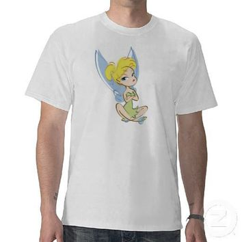 Pouty Tinker Bell Disney T-shirt from Zazzle.com
