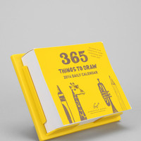 365 Things To Draw 2014 Daily Calendar By Chronicle Books