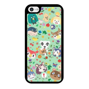 Animal Crossing New Leaf iPhone 5/5S/SE Case