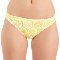 Motel Fruits Zest Day Ever Swimsuit Bottom