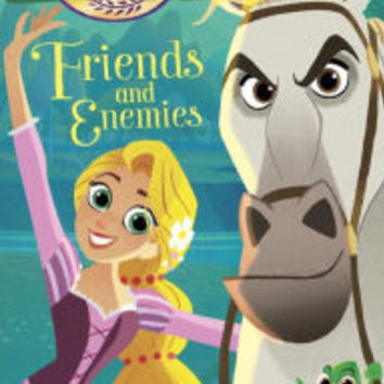 Friends and Enemies (Disney Tangled Series: Tales of Rapunzel #3)