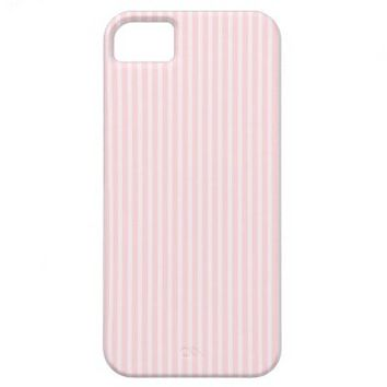 Pastel Pink Stripes. iPhone 5 Cases from Zazzle.com