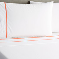 Matouk, Collana Sheet Set, Coral, Sheet Sets