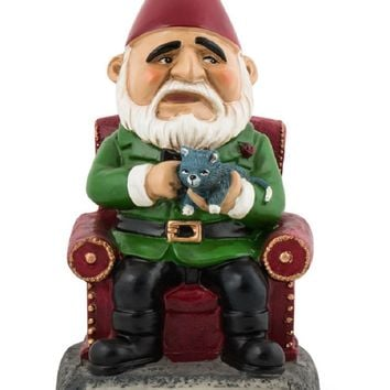 An Offer He Can't Refuse Godfather Garden Gnome