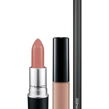 MAC 'Look in a Box - Pretty Natural' Lip Kit - Pretty Natural ($47 Value)