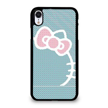 HELLO KITTY ARTIC iPhone XR Case