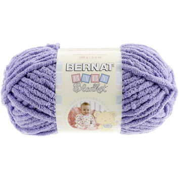 Bernat Baby Blanket Yarn in Lilac