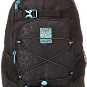 Dakine Girl's Grom Backpack, 13-Liter, Lattice Floral