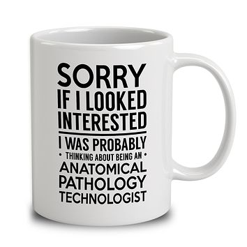 Probably Thinking About Being An Anatomical Pathology Technologist