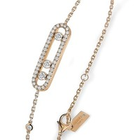 Messika Baby Pavé Move Diamond Bracelet | Nordstrom