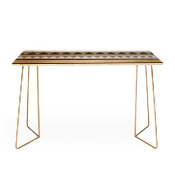 Elisabeth Fredriksson Golden Tribal Desk