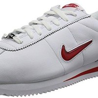 Nike Men Cortez Basic Jewel Qs (white / university red)