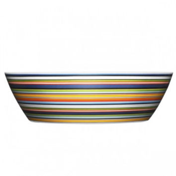 ORIGO SERVING BOWL 2.5 QT ORANGE