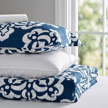 Ikat Medallion Deluxe Value Duvet Set