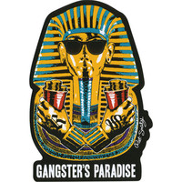 Riot Society Gangster's Paradise Sticker Multi One Size For Men 24760195701