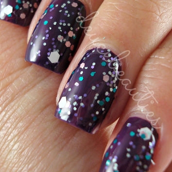 Hidden Treasures - Full Size (15ml/.5oz) Glitter Nail Polish