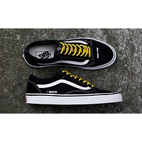 Couti¨¦ x Vans ¡°One World¡± Old Skool Skateboarding Shoes 35-44