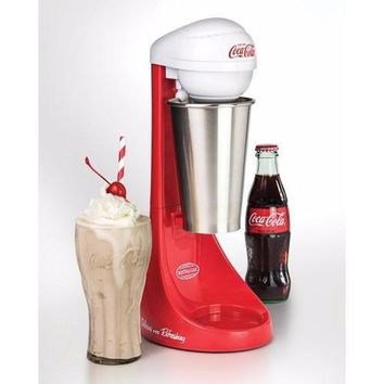 Nostalgia Coca-Cola Limited Edition Milkshake Maker