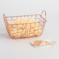 Copper Gift Basket Kit