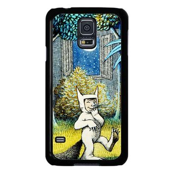 Max Where The Wild Things Are Samsung Galaxy S5 Case