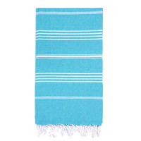Turkish-T - Beach Towel / Aqua