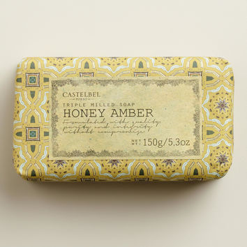 Castelbel Tile Honey Amber Soap - World Market