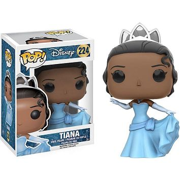 Princess Tiana Disney's Princess and the Frog Funko Pop! Vinyl Figure #224