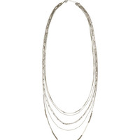 Multistrand Necklace - from H&M