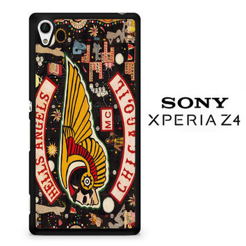 Hells Angels F0748 Sony Xperia Z4 Case