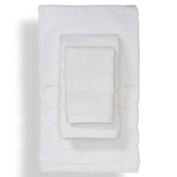 Frette Lanes Towel Set (3 PC) - White