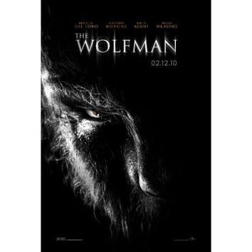 The Wolfman (Unrated) - Walmart.com