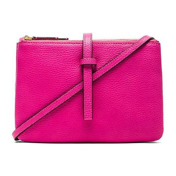 Annabel Ingall Jojo Crossbody in Pink