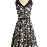 Shake, Punk Rock, and Roll Dress